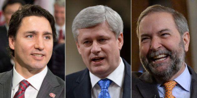 Élections fédérales 2015: Les changements climatiques évacués ou en sourdine de la campagne