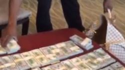 Floyd Mayweather et ses liasses de dollars sur Instagram