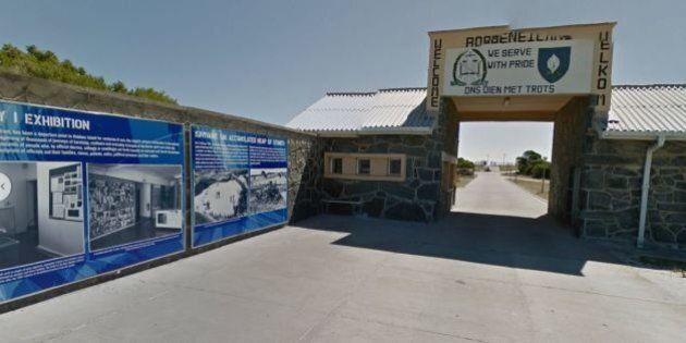 Google propose une visite virtuelle de la prison de Nelson
