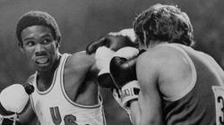 Howard Davis, champion olympique des Jeux de Montréal, est