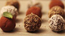 Une recette de truffes rapide et facile à