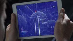 Cette appli montre les signaux sans fil qui nous entourent