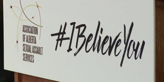 «Je te crois»: trois mots pour aider les victimes d'agression sexuelle à