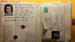 La mise en ligne du «Journal d'Anne Frank» sème la