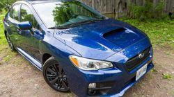 Essai routier Subaru WRX 2015 : plus mure, plus mature