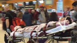 Arrêt d'urgence: 21 passagers d'Air Canada blessés par la
