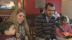Les premiers réfugiés syriens à Québec racontent leur