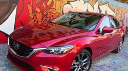 Mazda6 GT 2015: sur la route de