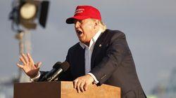 Trump, 2e homme le plus admiré des