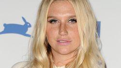 Kesha en maillot sur Instagram pour dénoncer ceux qui critiquent son