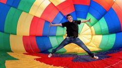 28e Festival de montgolfières de