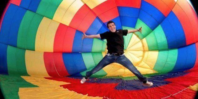 28e Festival de montgolfières de Gatineau : un feu roulant