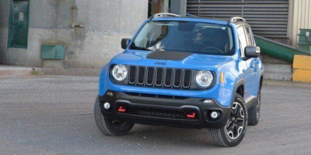 Essai routier Jeep Renegade 2016: le petit costaud