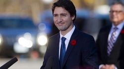 Justin Trudeau à Washington le 10
