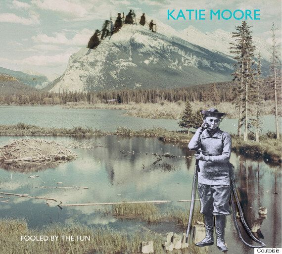 Fooled by the Fun: Katie Moore et son folk entre amis