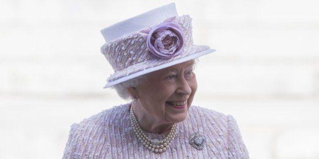 Les 63 ans de règne de la Reine d'Angleterre Elizabeth II en 63