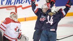 Championnat mondial de hockey féminin: première bataille perdue par le