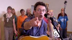 Un scientifique suspendu après avoir écrit une chanson contre Harper