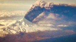 L'éruption d'un volcan en Alaska perturbe le trafic