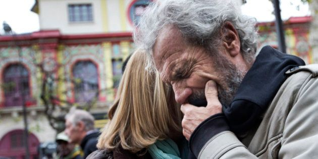 Jean-Marie de Peretti mourns the loss of his 33-year-old daughter Aurelie, one of the victims of the...