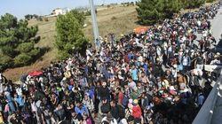 Pause dans l'accueil de réfugiés syriens aux