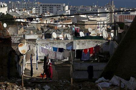 Casbah d'Alger: près de 300 familles relogées à partir de