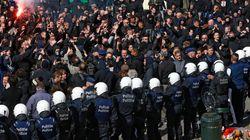 Bruxelles: des manifestants nationalistes perturbent les hommages