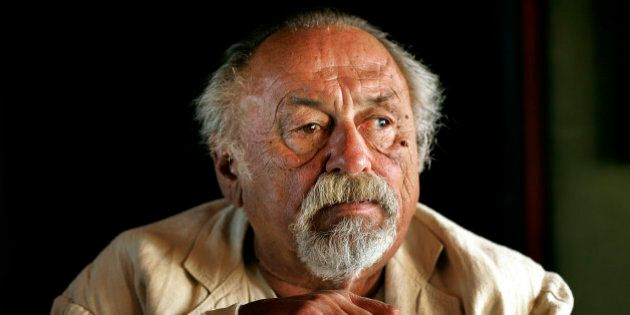 JIM HARRISON.06.25.2007. Author Jim Harrison, photographed at the Hyatt, Monday, June 25, 2007. Harrison's...