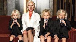Des photos de Lady Gaga dans «American Horror Story» dévoilées