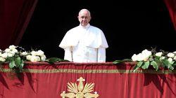 Le pape François dénonce le terrorisme
