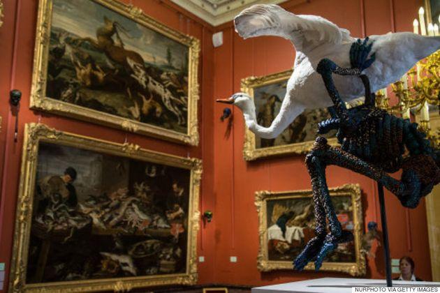 Pourquoi l'exposition de Jan Fabre à Saint-Pétersbourg fait scandale en