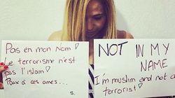 «Le terrorisme n'est pas l'islam, paix à ces âmes»
