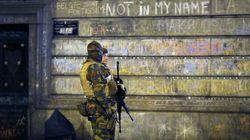 Attentats: la «marche contre la peur» à Bruxelles