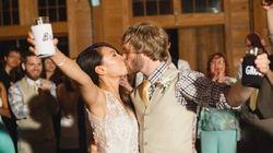Les derniers moments d'un mariage résumés en 20 clichés