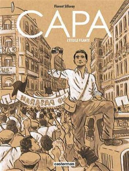 Robert Capa: le mythe derrière la