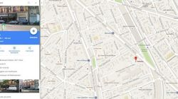 Quand on tape « Daech » sur Google Maps, on tombe... sur le