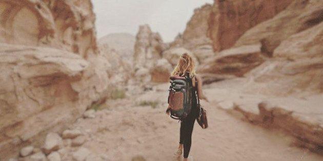 Cette jeune femme accro aux voyages s'apprête à battre un record du monde que vous allez