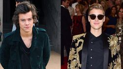 Compétition de style: One Direction contre Justin