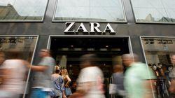 Cette femme poursuit Zara pour un rat trouvé dans une