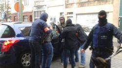 Attentats: nouvelle opération de la police belge à