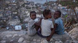 Visite dans les écoles d'Haïti détruites par l'ouragan