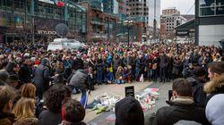 Paris : le rassemblement à Montréal en PHOTOS et