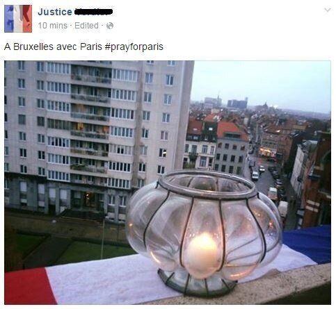 Attentats de Paris: «Une bougie à chaque fenêtre» pour commémorer les