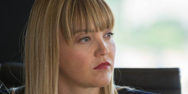 Julie Ringuette, bien plus que la «bitch» dans «Ruptures»