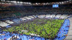 Regardez la vidéo de l'explosion au Stade de