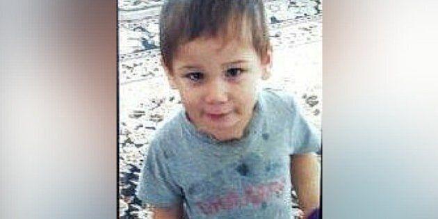 Un enfant de 2 ans, Chase Martens, disparu près d'Austin au