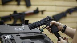 Les chiffres à connaître sur la circulation des armes à feu en