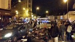 Les multiples attaques à Paris en
