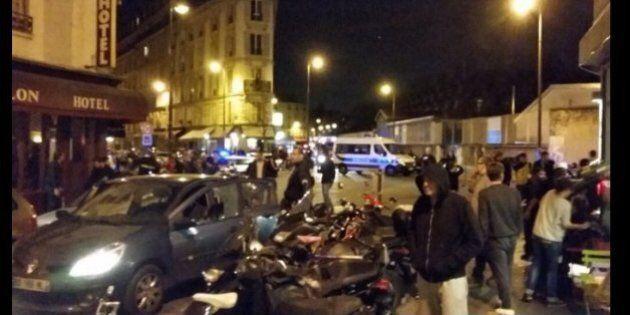 Les multiples attaques à Paris en PHOTOS et