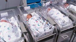 Bébés échangés à la naissance au